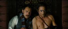 """Hier der deutsche Trailer zu """"Sherlock Holmes – Spiel im Schatten"""". Sieht schnieke aus. Den ersten Teil fand ich ja ziemlich toll, die Kombination aus Robert Downey Jr., Jude Law und Guy..."""